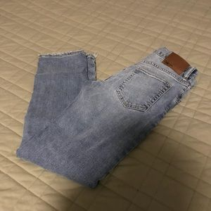 Boys Gap distressed jeans 10